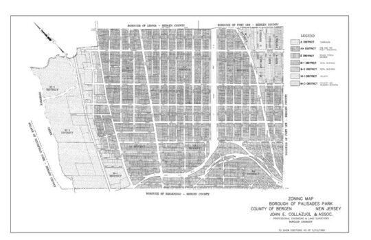 Palisades-Park-Zoning-Map